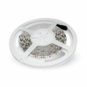 Taśma LED V-TAC SMD5050 300LED 24V IP20 9W/m 9W/m VT-5050 6400K 1000lm