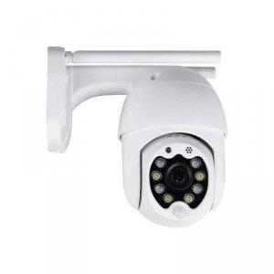 Kamera Zewnętrzna WiFi 8xLED 3MP IP65 V-TAC VT-5158