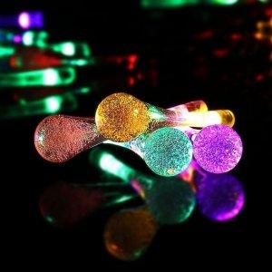 SOPLE LED LAMPKI CHOINKOWE  MULTIKOLOR/ BIAŁY ZIMNY/ BIAŁY CIEPŁY