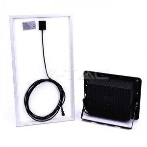 Projektor LED Solarny 200W  4000K IP65 3100lm