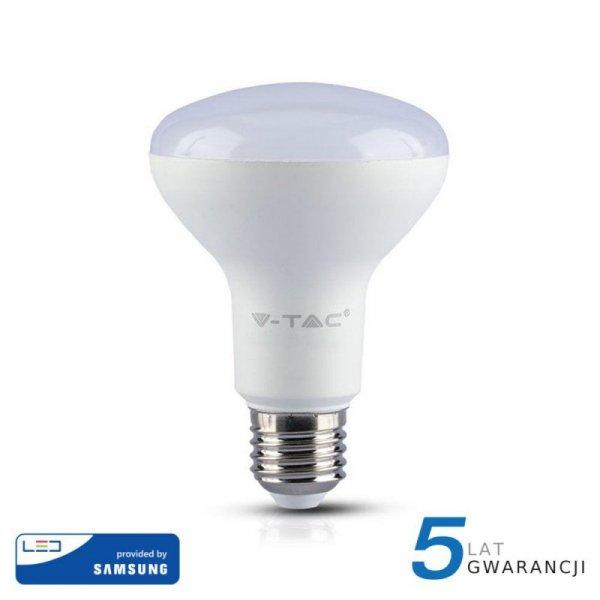 Żarówka LED V-TAC SAMSUNG CHIP 10W E27 R80 VT-280 4000K 800lm 5 Lat Gwarancji
