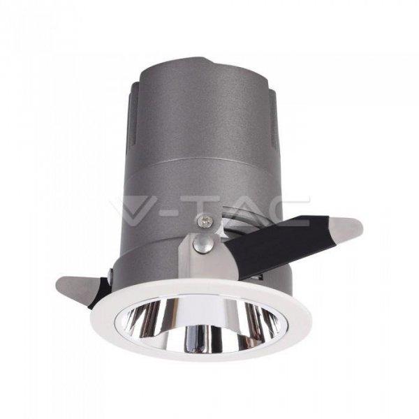 Oprawa LED Downlight V-TAC 35W COB CREE CRI95+ UGR19 24st VT-2936 4000K 2300lm 5 Lat Gwarancji