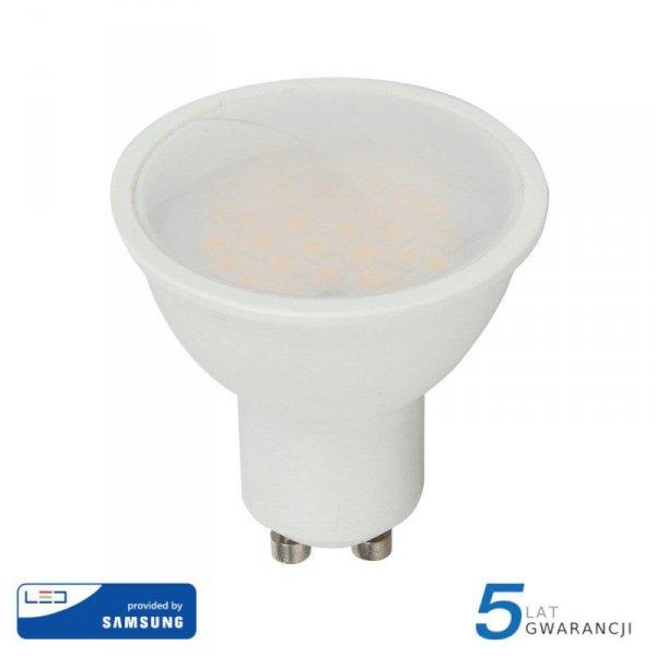 Żarówka LED V-TAC SAMSUNG CHIP 5W GU10 110st VT-205 4000K 400lm 5 Lat Gwarancji