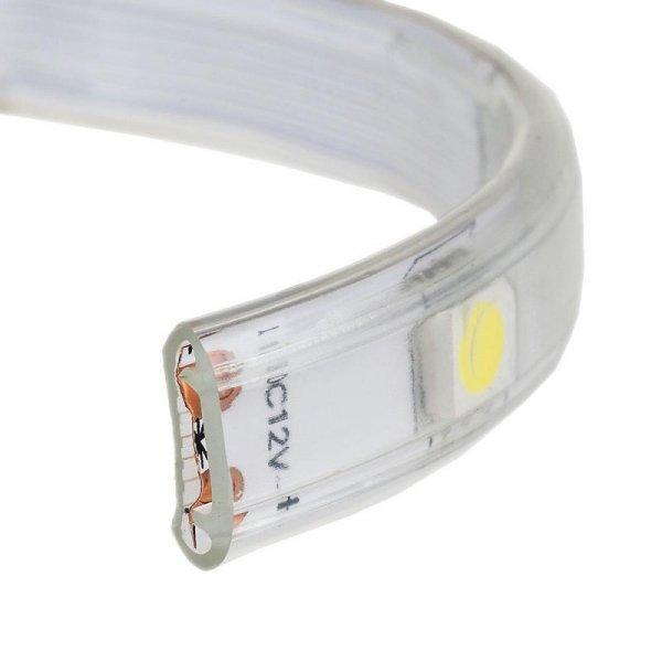 Taśma LED V-TAC SMD5050 600LED 24V IP65 RĘKAW VT-5050 3000K 500lm