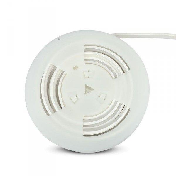 Neon Flex 24V V-TAC 120LED/m 24V IP65 10mb VT-559 4000K 1000lm