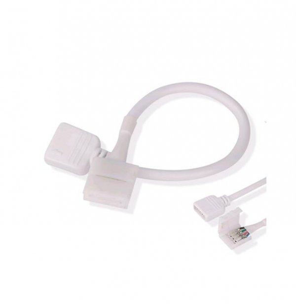 Konektor Złączka Taśm LED V-TAC 5050 RGBW Standard-Goldpin V-TAC