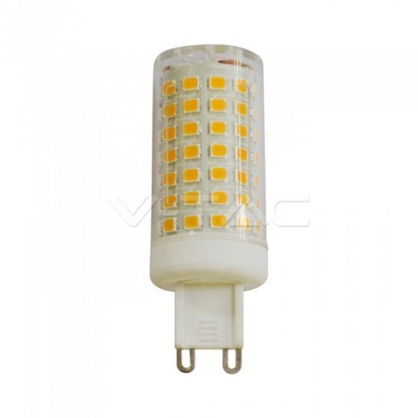 Żarówka LED V-TAC 7W G9 VT-2228 4000K 650lm