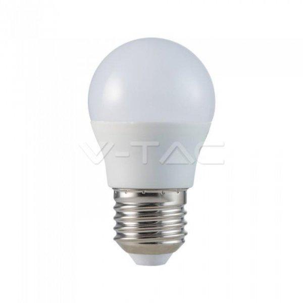 Żarówka LED V-TAC 5.5W E27 Kulka G45 (Opak. 6szt) VT-2256 4000K 470lm