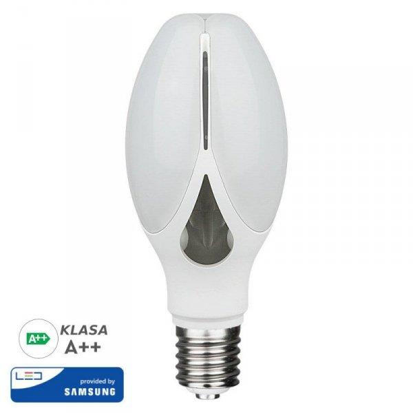 Żarówka LED V-TAC SAMSUNG CHIP 36W E27 110lm/W VT-240 3000K 3960lm