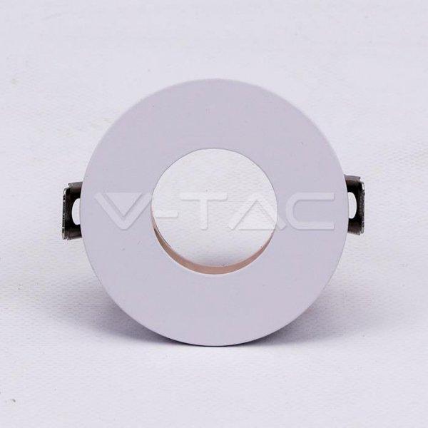 Oprawa Oczko V-TAC GU10 Wpuszczana Biały/Różowy Złoty Okrągła VT-873 3 Lata Gwarancji