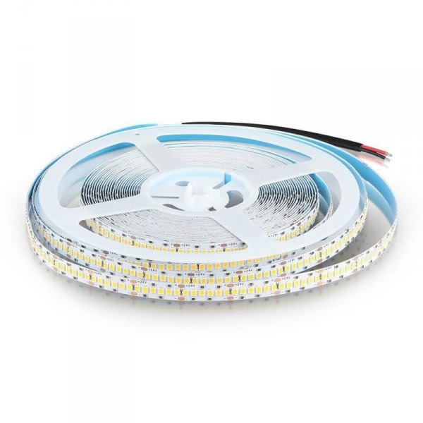 Taśma LED V-TAC SAMSUNG CHIP 2835 1200LED 24V IP20 10mb 15W/m VT-2835 4000K 1600lm 3 Lata Gwarancji