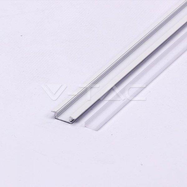 Profil Aluminiowy V-TAC 2000x24.7x7mm VT-8122 5 Lat Gwarancji