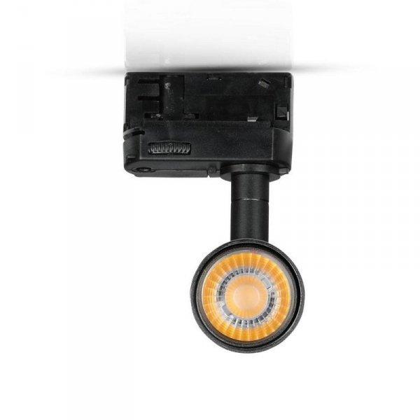 Oprawa 15W LED V-TAC Track Light SAMSUNG CHIP CRI90+ Czarna VT-415 5000K 1200lm 5 Lat Gwarancji