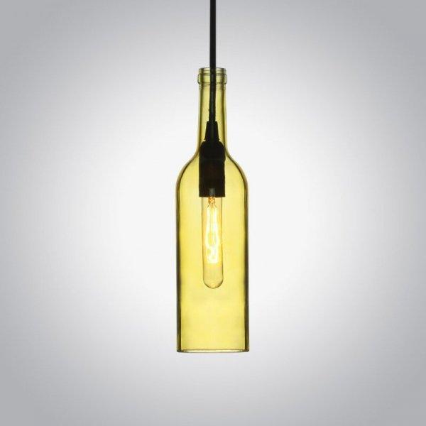 Oprawa Wisząca V-TAC Butelka Żółty VT-7558 5 Lat Gwarancji
