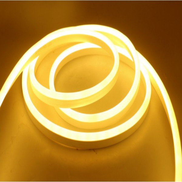 NEON LED 230V 8X16 PCV 1M RÓŻNE KOLORY IP67