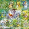 1000 ELEMENTÓW Szalony świat zwierząt