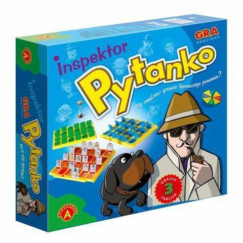 Gra Inspektor Pytanko