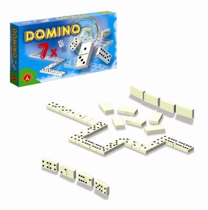 Gra Domino 7x