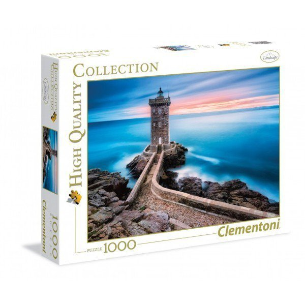 CLEMENTONI 1000 EL. The Lighthouse