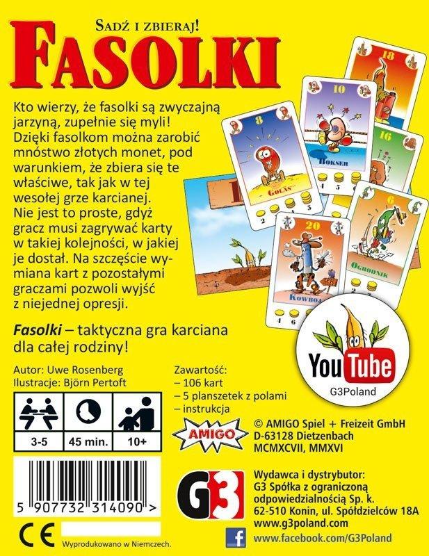 Gra Fasolki