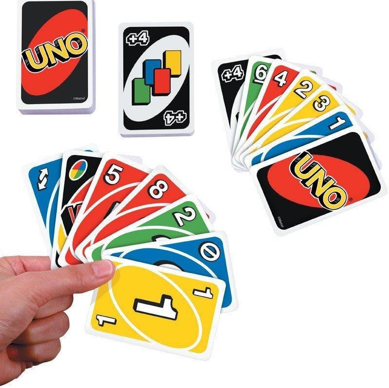 Gra Karty Uno