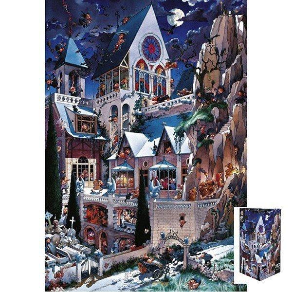 2000 Elementów, Castle of Horror, Loupt