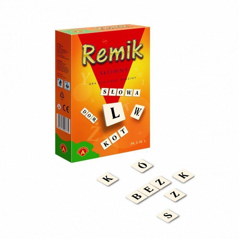 Gra Remik słowny mini