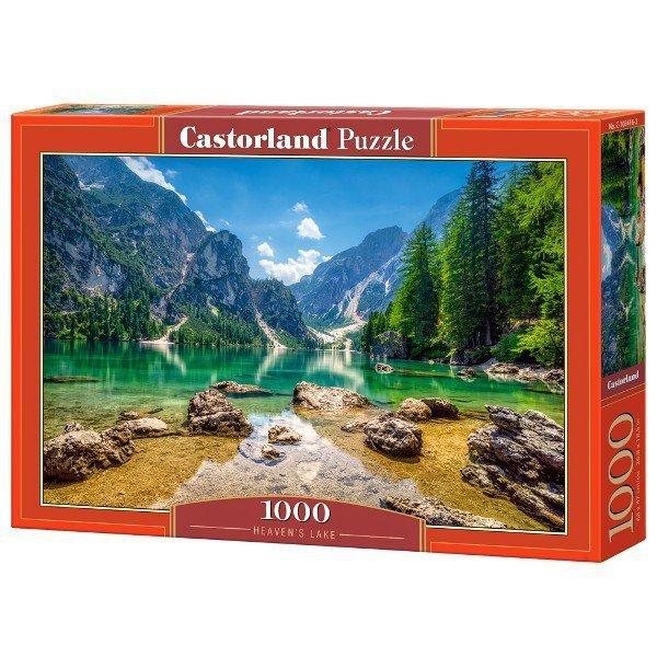 Puzzle 1000 EL. Jezioro Niebios