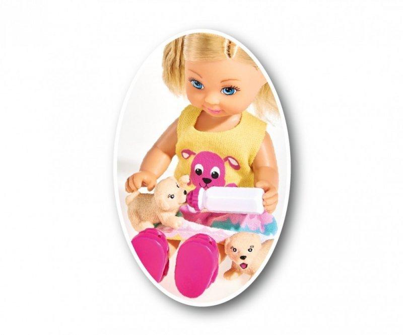 Lalka Evi Love ze szczeniaczkami