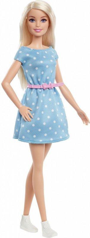 Lalka Barbie Big City Big Dreams Lalka Malibu + toaletka
