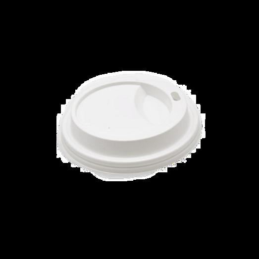 Pokrywka wieczko PS do kubka białe średnica 90mm, 100szt