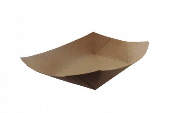Tacka papierowa głęboka powlekana 500ml   17,5x11,5cm, 250szt