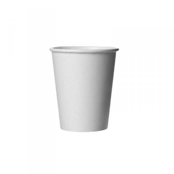 Kubek jednościankowy biały 200ml/8oz   ø80mm, 50szt