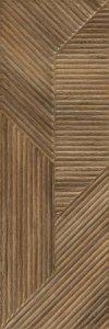 Paradyż Woodskin Brown B Struktura 29,8x89,8