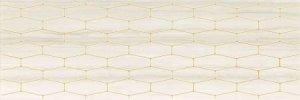 Ceramika Color Glamour Geo Dekor Rett. 25x75
