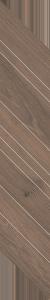 Paradyż Wildland Dark Chevron Lewy 14,8x88,8
