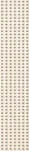 Paradyż Doppia Beige Listwa 4,8x25
