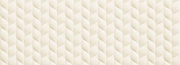 Tubądzin House of Tones White B STR 32,8x89,8