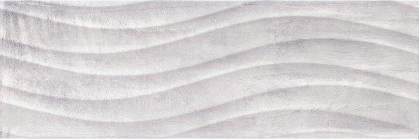 Ceramika Końskie Tivoli Grey Relief 25x75