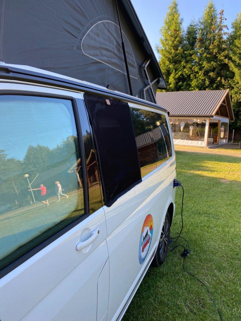 Moskitiera na boczne okno VW California