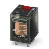 Przekaźnik przemysłowy 2P 12A AgNi 230V AC do gniazda ECOR-2, REL-IR-BL/L- 230AC/2X21 /250szt./