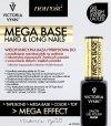Gel Polish Base - Mega Base HARD - 8 ml