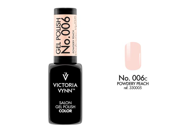 Victoria Vynn Salon Gel Polish COLOR kolor: No 006 Powdery Pink