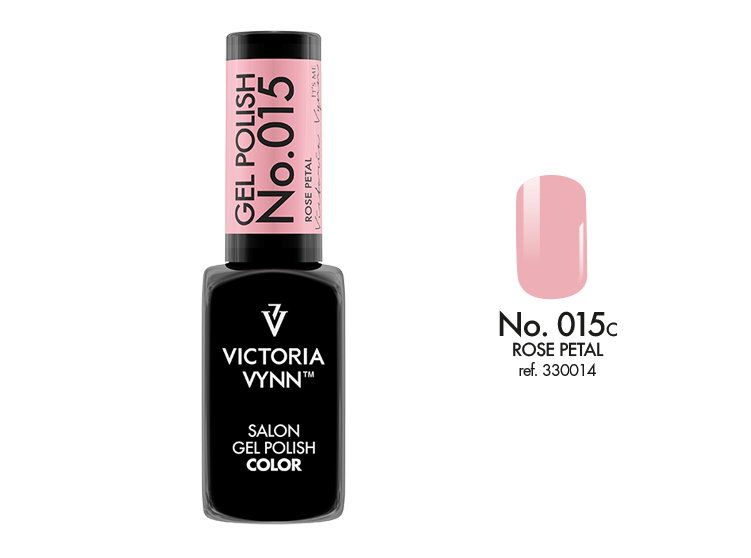 Victoria Vynn Salon Gel Polish COLOR kolor: No 015 Rose Petal