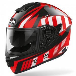 KASK AIROH ST501 BLADE RED GLOSS XL