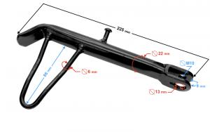 Podpora boczna do skutera E-Max