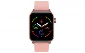 Smartwatch Rubicon RNCE56 różowy