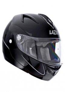 Kask motocyklowy LAZER PANAME (No ISV) Z-Line Lumino czarny metalik XS