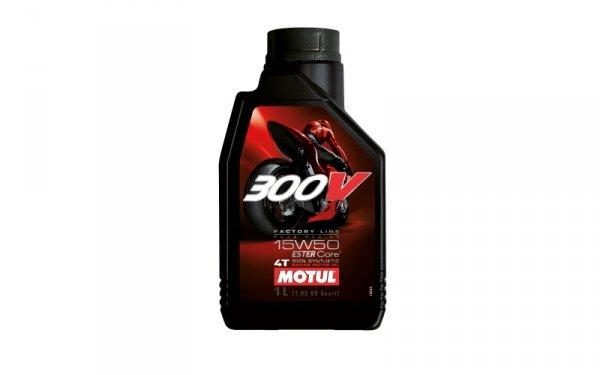 Olej silnikowy MOTUL 3000 FL 4T ROAD RACING 15W50 1L