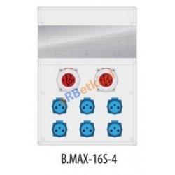 Rozdzielnica MAX BOX-16S 2x16A/5p, IP65